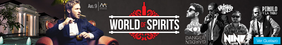 World of Spirits