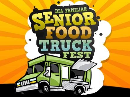 $10 por 2 Boletos para el Senior Food Truck Fest el domingo, 28 de febrero de 2016, con los mejores food trucks de PR + Música en vivo por La Secta, Grupo Wow, Pedro Brull y DJs