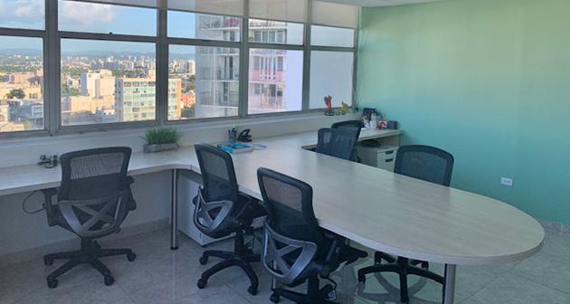 The Parq Coworking Space - Santurce
