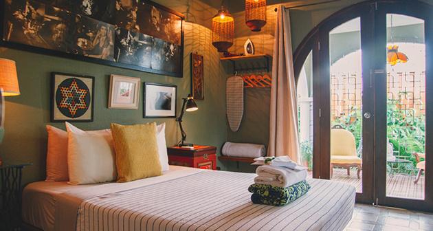 The Dreamcatcher Hotel - Ocean Park, San Juan (FINES DE SEMANA)