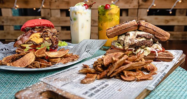 Custom Burger PR - Cayey