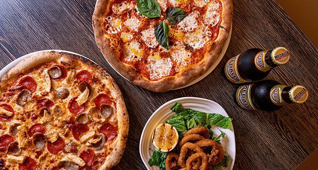 Il Sole Trattoria & Pizzeria - Fairmont El Hotel San Juan, Isla Verde