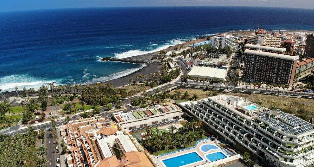 Apartamentos Bahía Playa - Puerto de la Cruz