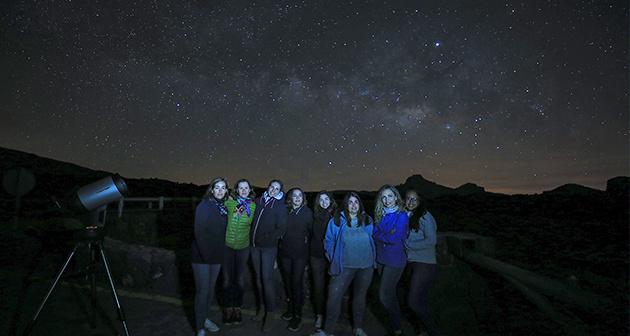 Starlight Excursions - Tenerife