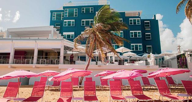The Tryst Beachfront Hotel - Condado (FINES DE SEMANA)