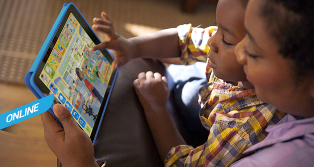 ABCmouse.com Early Learning Academy - Online