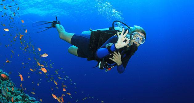 Try Scuba Diving - Playa El Escambrón, San Juan