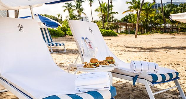 El San Juan Beach Club - Fairmont El Hotel San Juan, Isla Verde