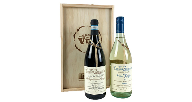 Cantina Zaccagnini: Vinos blanco y tinto