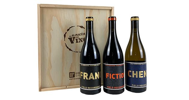 Field Recordings: 3 botellas de vino