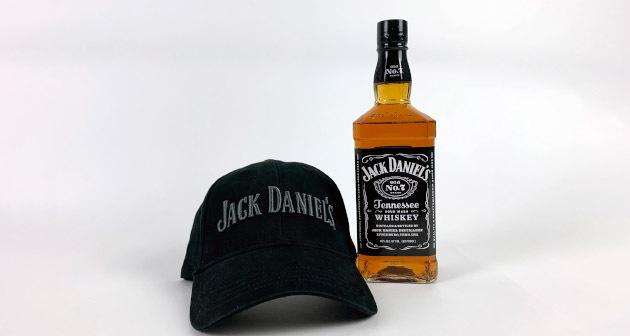 Jack Daniel's Old No. 7 más gorra