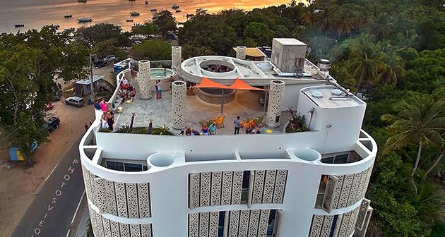 El Blok Hotel, Restaurant & Bar - Vieques