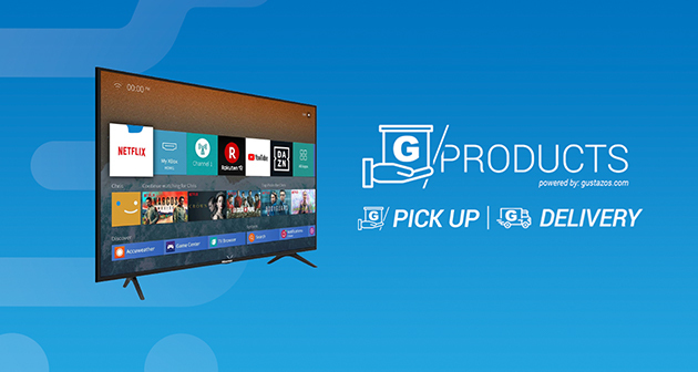 G-Products - Pick-up and Delivery