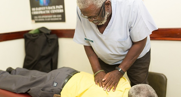Dr. Harvey's Back Pain Chiropractic - 5 Locations to Redeem