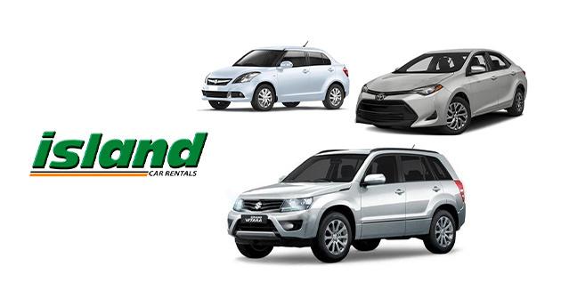 Island Car Rentals - Kingston & Montego Bay