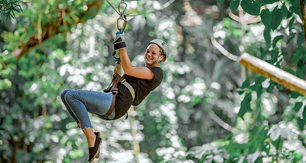 Chukka Adrenaline Outpost - White River Valley