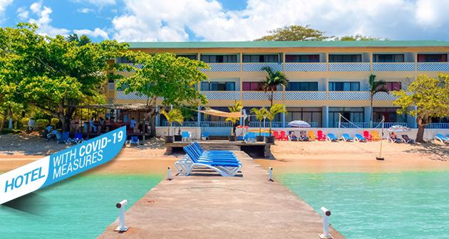 Kaz Kreol Beach Lodge - Ocho Rios