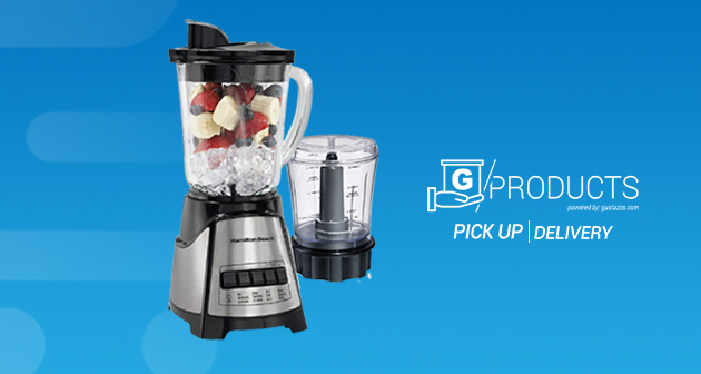 G-Products - Pick-Up & Delivery