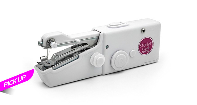 Máquina de coser - Pick up sin contacto