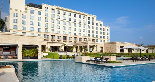 The Santa Maria Hotel - Panama