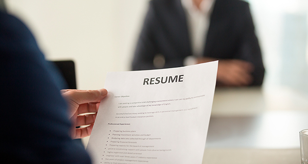 Professional Resume Writing - Clearpoint HCO - Online