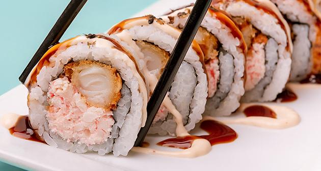 Sushi Express - Condado del Rey