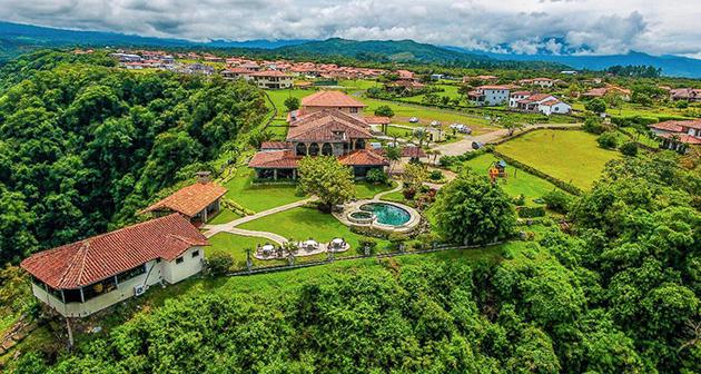 Villa en Hacienda Los Molinos - Boquete