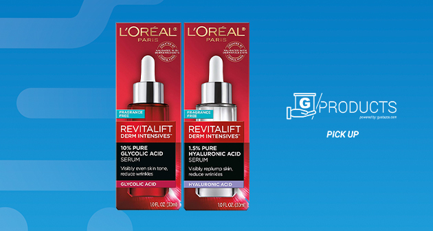 G-Products - L'Oréal Paris and Maybelline
