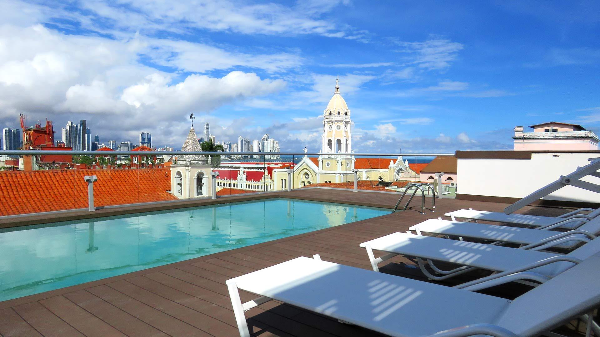 Central Hotel Panamá - Jr. Suite