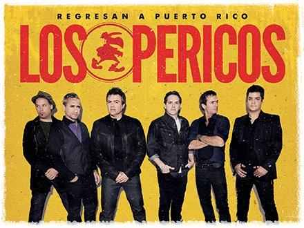 ¡Los Pericos regresan a Puerto Rico! $45 por 1 Boleto VIP para el concierto el viernes, 15 de julio de 2016, con la participación de La Muza, International Dub Ambassadors y Piélago + Fast Pass + Área preferencial + Baños privados + Barra privada