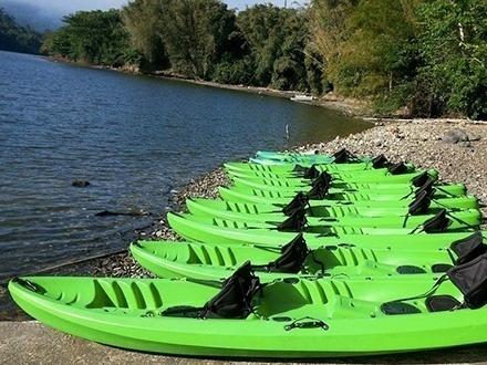 ¡Vive una experiencia memorable! $35 por Aventura para 1 persona o $70 para 2 persones, Incluye: Kayak, 'Climbing', 'Body-Rafting', 'River Trekking', 'Hiking' y visita a 3 cascadas en el Lago Dos Bocas y Río Limón