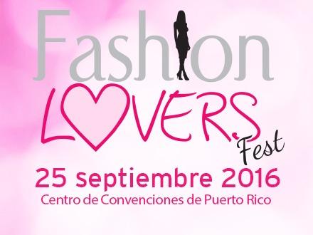 $10 por 2 Boletos para el Fashion Lovers Fest el DOMINGO, 25 de septiembre