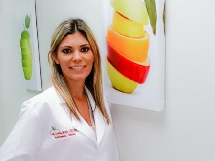 ¡Pierde peso y gana salud! $35 por 1 Sesión de nutrición con la nutricionista licenciada Cristina Muñoz, LND, EDPR + 25% de Descuento en tu próxima visita