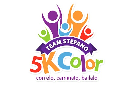 ¡Córrelo, camínalo o báilalo! $30 por Inscripción a la carrera el domingo, 30 de octubre de 2016, incluyendo: 6 estaciones de colores + Bolsita de color + Medalla oficial + Número de participante + Camiseta oficial + Oasis + Clase de Zumba + 'After-Party' o $10 para el Kids Color Run (4 a 8 años de edad) a beneficio de Fundación Stefano