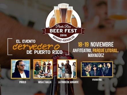 """$12 por 1 Boleto de 1 día para el """"4to West Beer Fest"""" el viernes 18 o el sábado 19 de noviembre de 2016 + Participación musical de Pirulo y la Tribu, Misa E'Gallo, La Tribu de Abrante, Vivanativa y Medio Mundo + Más de 40 estilos de cervezas artesanales locales e internacionales"""