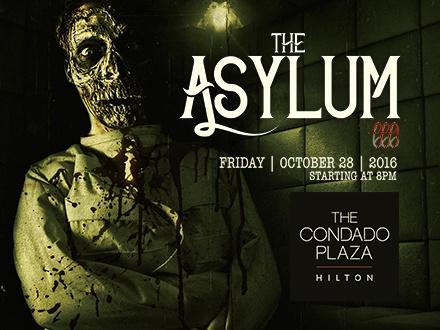 $50 por 1 Boleto VIP para THE ASYLUM el viernes, 28 de octubre + Acceso al área VIP + Fast Pass + 2 Heinekens + Presentaciones en vivo de DJ Dazzi, King Arthur, DJ Xtasys, Pusho y Yaviah, entre otros