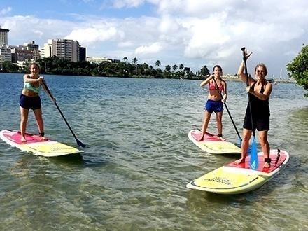¡Participa en el VIP Halloween Paddle Series! $12 por 1 Hora de excursión guiada en Paddleboard o Kayak a través de la Laguna del Condado