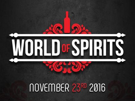 """¡Dale una bienvenida 'Pop-Up Bar Style' a la Navidad probando cocteles exclusivos de las mejores barras de Puerto Rico! $37 por 1 Entrada para el 3er """"World of Spirits"""" que incluye: Degustación de cocteles con más de 15 marcas de licores + Música en vivo + Pleneros + DJ's + Tapas Navideñas; el miércoles, 23 de noviembre"""