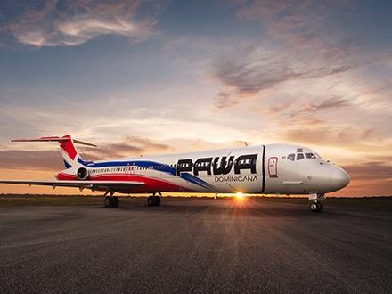 ¡Viaja con PAWA Dominicana saliendo de San Juan, Puerto Rico! US$5 por Crédito de US$50 para la compra de boletos aéreos a Miami, Santo Domingo, Habana, Curazao, Aruba o Puerto Príncipe
