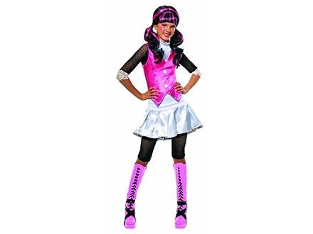 ¡Consigue el mejor disfraz de Halloween para tu hija! 9,95€ por Disfraz de Monster High + 20% de Descuento en pelucas (ver detalles en La Experiencia)