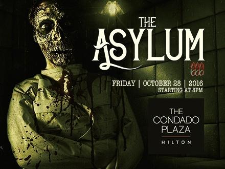 $25 por 2 Boletos GENERALES para THE ASYLUM el viernes, 28 de octubre + Presentaciones en vivo de DJ Dazzi, King Arthur, DJ Xtasys, Pusho y Yaviah, entre otros