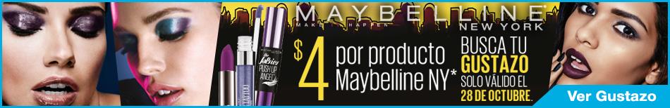 Maybelline NY Brand Promo Esp