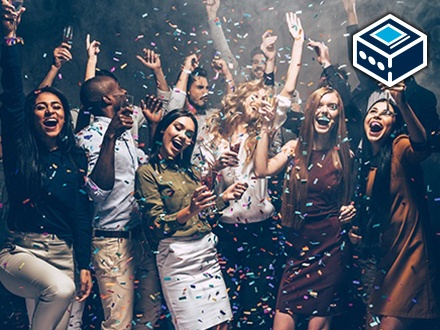 $113.85 por 1 Boleto para la Fiesta 'Todo Incluido' de Despedida de Año el 31 de diciembre que incluye: Presentación musical en vivo de Giselle y Plena Herencia + DonQ + Dewars + Finlandia + Espumoso + Picadera + Paella Valenciana + Asopao + 4 'Day-Passes' para usar las instalaciones del hotel el domingo, 1 de enero de 2017 + Compra 1 masaje Heaven Scent de 50 minutos y recibe el 2do GRATIS + DJ Mauro y mucho más