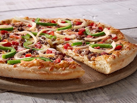 ¡El plan ideal acompañado de la mejor pizza! Tu oportunidad de disfrutar por 4,95€ de una pizza mediana o 9,95€ por una pizza familiar