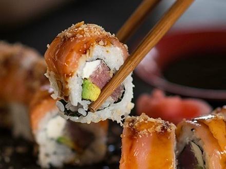 ¡Descubre la fusión criolla-japonesa! $12 por Gustazo de $25 para consumo del menú abierto