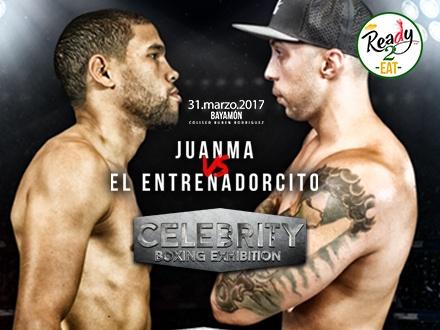"""$45 por 1 Boleto VIP Red Carpet """"Ring Side"""" para la pelea entre Juan Manuel López vs El Entrenadorcito el viernes, 31 de marzo"""