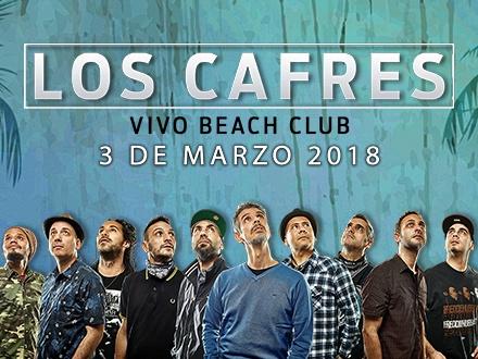 LOS CAFRES - Vivo Beach Club, Isla Verde