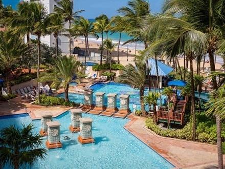 $59 por Pool and Beach Day Pass en CUALQUIER DÍA DE LA SEMANA para 1 adulto o $79 para 2 adultos que incluye: Crédito de $20 para comidas y bebidas en La Vista Beachside Grill & Pool Bar + WI-FI GRATIS en todo el Resort + Uso de sombrillas de playa + Chase Lounge + Toallas + $25 en Certificado Match Play para el Casino + Estacionamiento GRATIS (Niños menores de 12 años pagan $29.50 cada uno, directamente al hotel en el Front Desk)