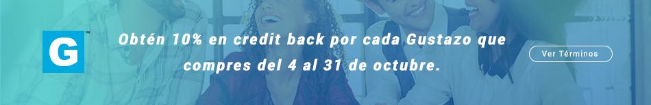 10% Cash Back Esp