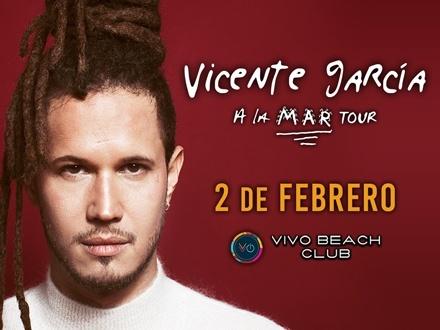 Vicente García - VIVO Beach Club, Isla Verde